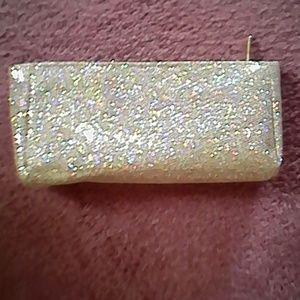 Bare Escentuals Glitter Makeup Bag New